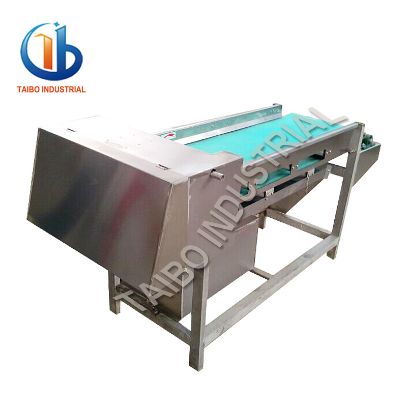 PMG500 industrial and automatic mushroom slicer/dicer vegetable cutting machine