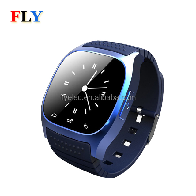 cheap Bluetooth smart watch with pedometer