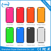 China Wholesale Shockproof Scratch Proof Waterproof Mobile Phones Case for iPhone 6 6S