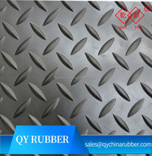 Small MOQ Free Sample High Temperature Industrial non slip rubber sheeting