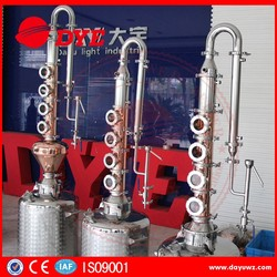 Best electric heating copper home alcohol distillation apparatus