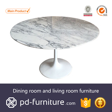 Dinning room sets antique rustic artificial marble dining table for 4 chairs