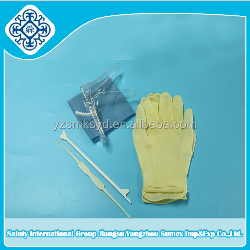 Disposable Gynecological kit /Pap smear test kit