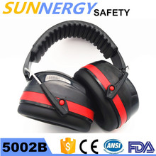 Good price visor and ear muff with CE certificate
