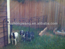 Cheap temporary fencing for dags or horses
