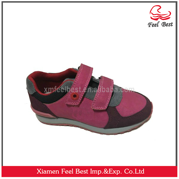 2017 new style hot sale warm children boot shoes