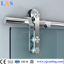 Competitive Price barn Wardrobe Sliding Door Hardware for Sliding Door Hardware/Sliding Glass Door Accessories