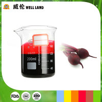 Beta vulgaris root extract healthy liquid beet red food coloring