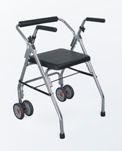 Handrest anteriore, deambulatore, walker, sedili peril <span class=keywords><strong>bagno</strong></span>, walker con sede e ruote solido/<span class=keywords><strong>pieghevole</strong></span> a piedi