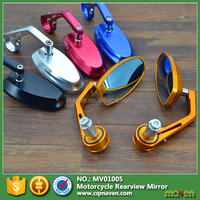 Maven Aluminum CNC High Quality Universal Motorcycle Side Mirror MV01005