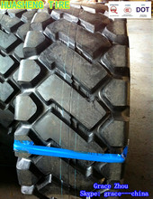 Bias nylon OTR tire Loaders rubber tires 20.5-16 used for loaders bulldozers scrapers and heavy duty dump trucks