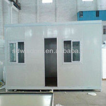 2013 Low cost prefabricated container house price