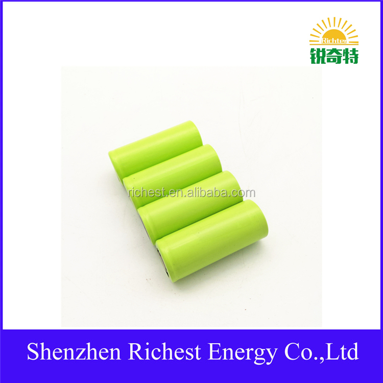 LiFePo4 26650 Rechargeable Battery 3.2v 3000mah 40A discharge