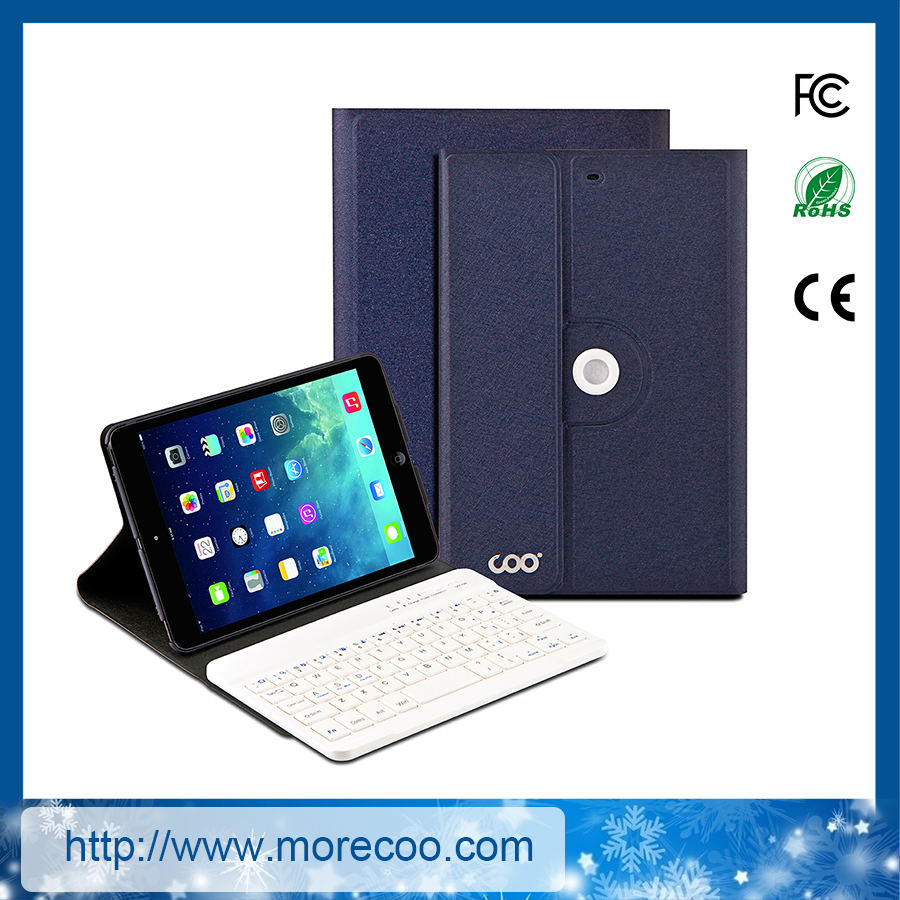 customized business bluetooth keyboard case for ipad mini 1 2 3