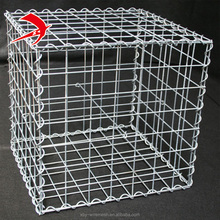 Factory Galvanized welded mesh gabion welded gabion stone cage decorative welded gabion