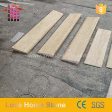 Love Home Stone customized beige travertine threshold lowes price