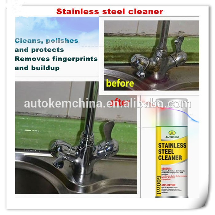 High Quality Stainless Steel Cleaner Spray,Rust Remover,Free Sample