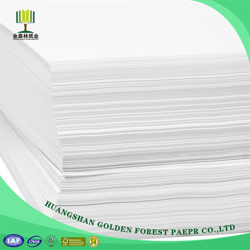 Wholesale Market Office Offset Printing Copy Paper 80G