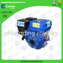 Strong Power Air Cooled Blue Horizontat Gasoline Engine 2.5-17HP Gasoline 150 Cc Engine