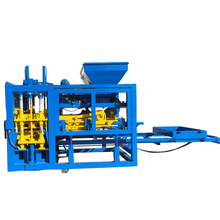 Factory direct concrete hollow block & brick making machine