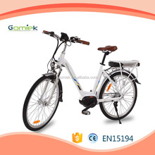 2017 top quality cross-country ebike electric bike on sale