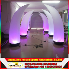 Inflatable New Product Ideas Party Decoration Inflatable Cone With LED Light For