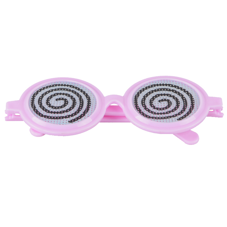 Kid promotional plastic mini funny glasses toys for sale