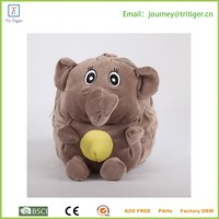 Cute plush animal backpack for kids