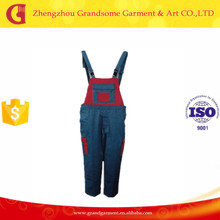Cheap Wholesale Working Bib Brace Overalls