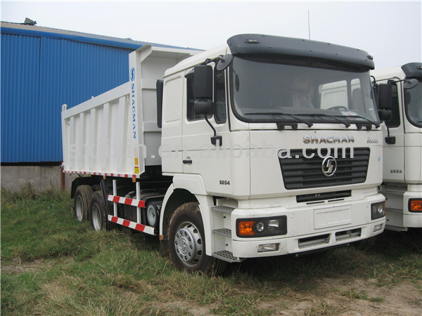 Hot Sale 360hp 6x4 Tipper Heavy Duty Tipper Used Trucks