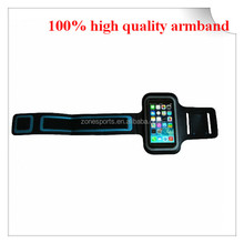 2014 newly design hot selling neoprene armband mobile phone case