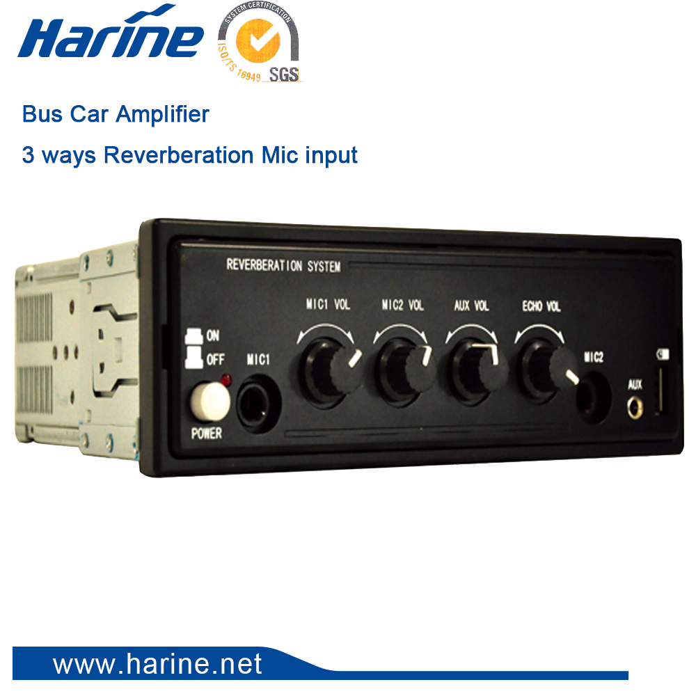 Auto Accessories Vehicle Power Amplifier