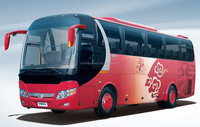 China 60 seater used buses for sale
