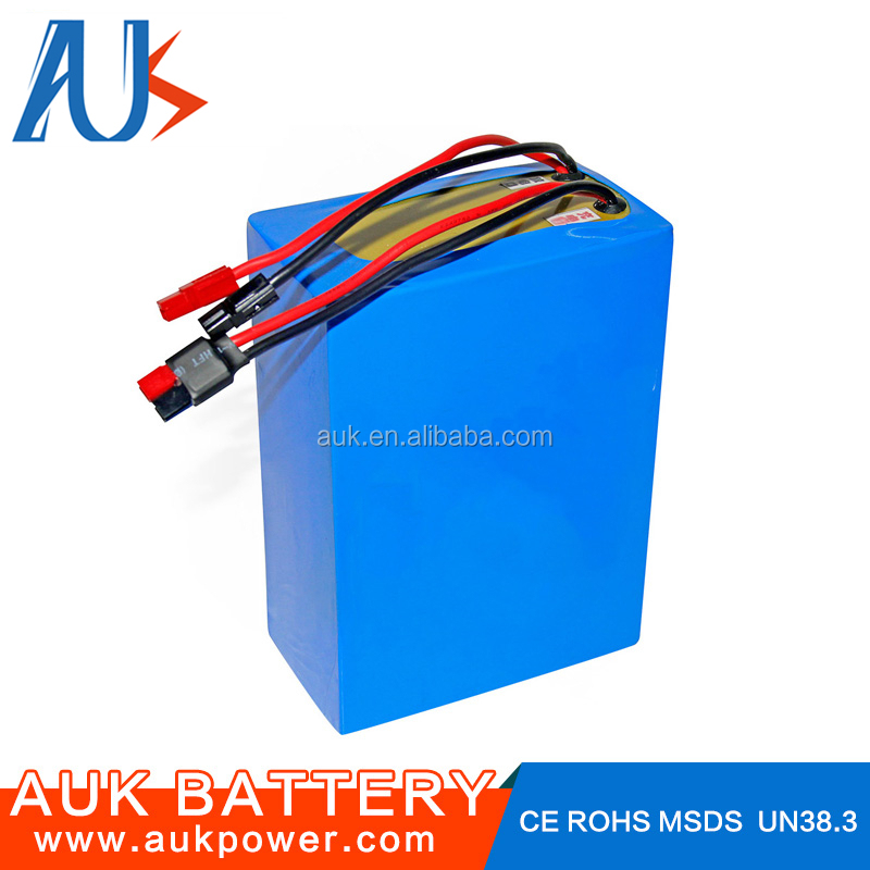 72v Electric Bicycle Battery Pack Lifepo4 Battery 72v 40ah
