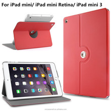 360 Degree Rotating Stand cover for iPad mini
