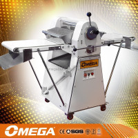 automatic dough sheeter making machine for bakery/kitchen industry bakery