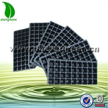 High quality 128 150 162 200 288 cells PS material seed germination plant nursery tray