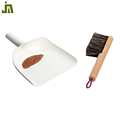 High quality mini design wooden dustpan and broom