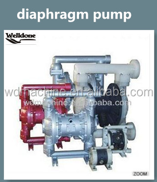 Pressure testing air diaphragm manual station pneumatic air operated pump DBY Diaphragm Pump/diaphragm pumps