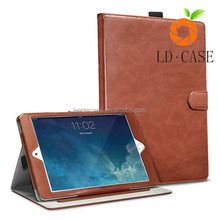 Slim Smart Cover Stand Leather Case for Apple /Samsung Ipad tablet case