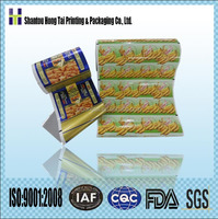 Hongtai plastic printed laminated flexible food packaging film