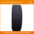 Chinese brand 11L-16 F-3 Agricultural Tyre with good quality