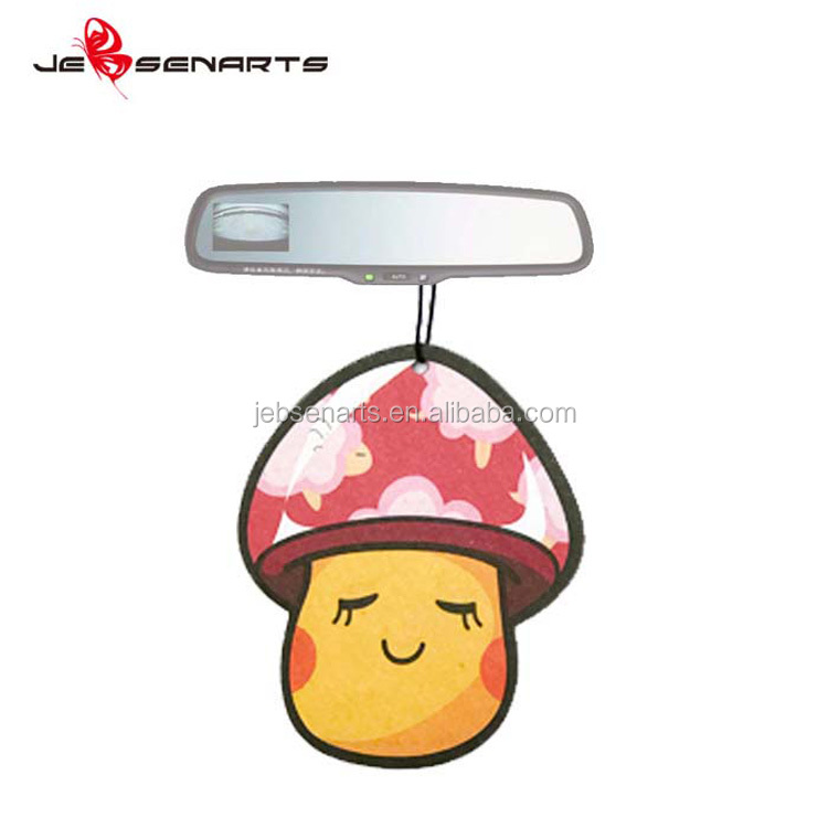 Factory Price Customized Car Air Freshener Paper Car Smell