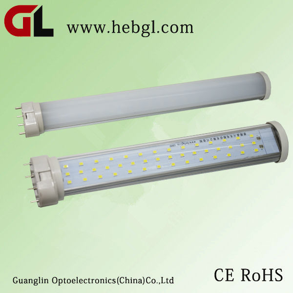 G24/2G11 Base Type led horizontal plug lights led horizontal inserted lamp