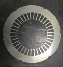 0.2mm electrical steel stator stamping