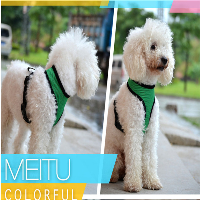 Adjustable Pet Belt Dog Body Harness Dog Harness Soft