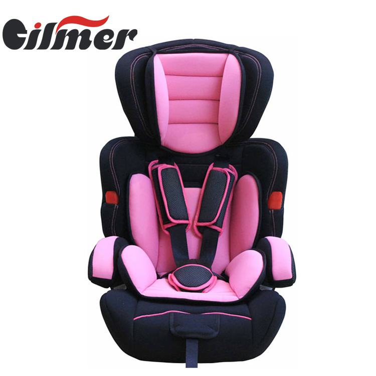child carrier safety baby car seat cartoon print ece r44/04 child car seat 5 point harness child car seat