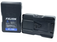 Broadcast Camera Li ion Battery 100Wh with V mount Rechargeable Battery with USB output