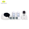 Complete Alarm System Home Security Systems Support 100 Smart Sockets Smart Home Automation System