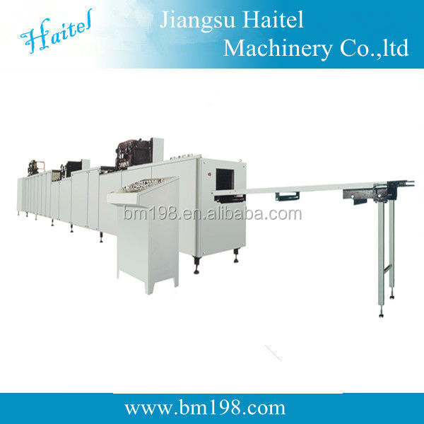 Automatic Nutlet chocolate pouring and making machine